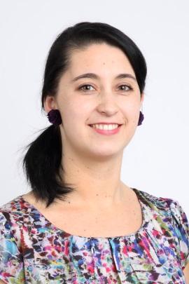 Veronika Mezerová, Msc.